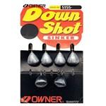 Down Shot Shinker Owner Nº1/16oz 1,77g 7un