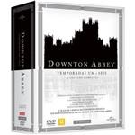 Downton Abbey - a Coleção Completa Legacy - as 6 Temporadas + 3 Discos Bônus