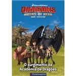 Dragoes - Pilotos de Berk - o Surgimento da Academia de Dragoes - Fundamento