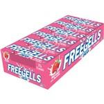 Drops Freegells Cream Morango Caixa com 12