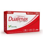 Dualimax Corpo Ideal 60 Caps Fitoway
