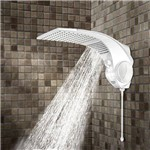 Ducha Lorenzetti Duo Shower Quadra Eletro Turbo 220v 7500w