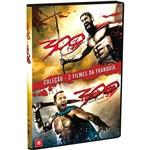 DVD - 300 + 300: a Ascensão do Império (2 Discos)
