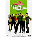DVD 10 Coisas que eu Odeio em Você