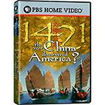 DVD 1421: The Year China Discovered America? - Importado