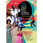 DVD - 25º Prêmio da Música Brasileira: Homenagem ao Samba