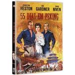 DVD - 55 Dias em Peking