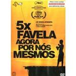 Dvd 5x Favela - Agora por Nós Mesmos