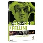 Dvd - a Arte de Federico Fellini - 2 Discos