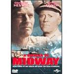 DVD a Batalha de Midway