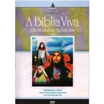 Dvd a Bíblia Viva - os Atos dos Apostolos - Volume 1
