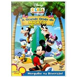 DVD a Casa do Mickey Mouse: a Grande Onda do Mickey