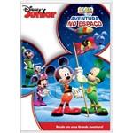 DVD a Casa do Mickey Mouse: Aventura no Espaço