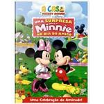 DVD a Casa do Mickey Mouse da Disney: uma Surpresa para a Minnie no Dia do Amigo