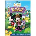 DVD a Casa do Mickey Mouse - Detetive Minnie