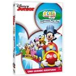 Dvd - a Casa do Mickey Mouse: Expresso Piuí