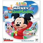 Dvd - a Casa do Mickey Mouse: Mickey Olimpíada