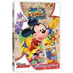 DVD - a Casa do Mickey Mouse: Super Aventura