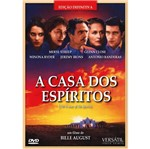 DVD a Casa dos Espíritos