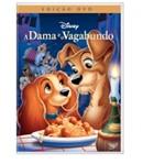 DVD a Dama e o Vagabundo