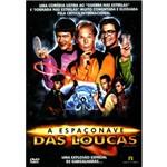 DVD - a Espaçonave das Loucas