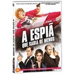 DVD - a Espiã que Sabia de Menos