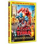DVD - a Fuga do Planeta Terra