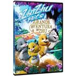 DVD a Grande Aventura de Zhu - Zhu Zhu Pets