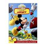 DVD a Grande Caçada a Casa do Mickey