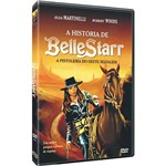 DVD a História de Belle Starr