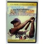 Dvd a História de Jackie Robinson