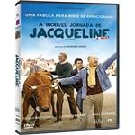 DVD a Incrível Jornada de Jacqueline