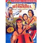 DVD a Lenda de Hiawatha