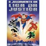 DVD a Liga da Justiça Volume 2 - o Julgamento da Liga da Justiça