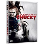 DVD - a Maldição de Chucky