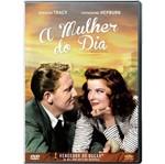 DVD a Mulher do Dia