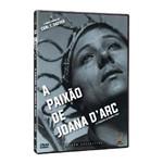 DVD a Paixão de Joana D'Arc - Carl T. Dreyer