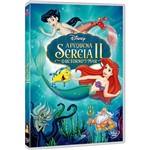 DVD a Pequena Sereia II - o Retorno para o Mar