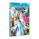 DVD a Princesa Encantada: a Fábula da Família Real