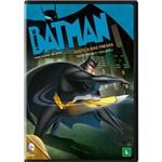 DVD - a Sombra do Batman: Justiça das Trevas - Temporada 1 - Vol.4