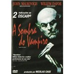 Dvd a Sombra do Vampiro John Malkovich