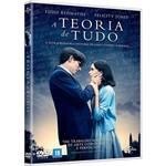 DVD - a Teoria de Tudo