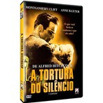 DVD a Tortura do Silêncio - Alfred Hitchcock