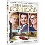 Dvd - a Última Aventura de Robin Hood