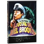 DVD a Última Loucura de Mel Brooks
