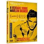 Dvd - a Verdade Sobre Marlon Brando