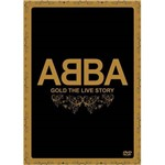 Dvd Abba Gold The Live Story