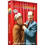DVD Abbott & Costello - (Duplo)