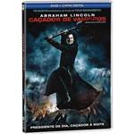 DVD Abraham Lincoln: Caçador de Vampiros (DVD + Cópia Digital)