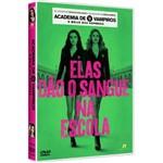 DVD Academia de Vampiros - o Beijo das Sombras
